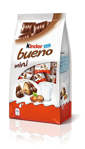 Kinder Bueno Mini 108g - Parthenon Foods