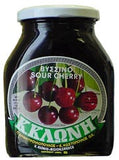 Sour Cherry Preserve (k.kloni) 16oz - Parthenon Foods