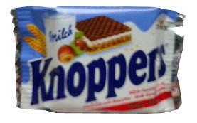 Storck Knoppers, 25g - Parthenon Foods