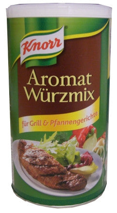 Aromat Wurzmix for Grill and Pfannen Gerichte (Knorr) 500g - Parthenon Foods