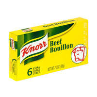 Knorr Beef Bouillon, 2.33oz - Parthenon Foods