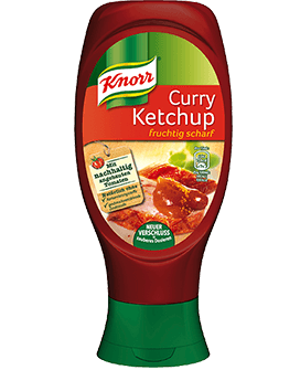 Curry Ketchup (Knorr) 500ml - Parthenon Foods