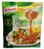 Jager Sauce (Hunter Sauce) (Knorr) 125ml - Parthenon Foods
