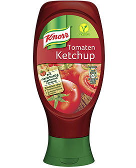 Tomato Ketchup, (Knorr) 500ml - Parthenon Foods