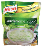 Leek Cream Soup, Lauchcreme Suppe (Knorr) .5 L (2 Teller) - Parthenon Foods