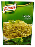 Knorr Pesto Sauce Mix, CASE (12 x 0.5 oz) - Parthenon Foods