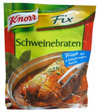 Knorr Schweinebraten Fix, Mix for Pork, 50g - Parthenon Foods