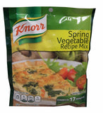 Knorr Spring Vegetable Recipe Mix, 0.9 oz (26g) - Parthenon Foods