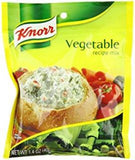 Knorr Vegetable Recipe Mix, 1.4oz (40g) - Parthenon Foods