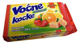 Fruit Filled Wafers, Vocne Kocke (Koestlin) 370g - Parthenon Foods