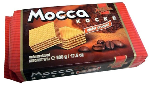 Mocca Wafers (Koestlin) 370g - Parthenon Foods