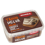 Marble Chocolate Halva (Koska) 400g - Parthenon Foods