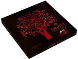 Griotte, (Kras) 204 g, Chocolates Filled with Sour Cherry in alcohol - Parthenon Foods