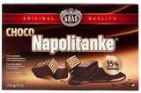 Napolitanke Chocolate Coated, 500g - Parthenon Foods