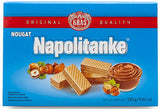 Napolitanke Nougat Wafers, 330g - Parthenon Foods