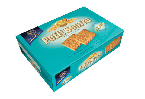 Petit Beurre Biscuit with Butter (Kras) 480g - Parthenon Foods