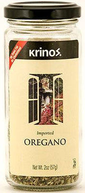 Oregano, Imported (krinos) 2oz - Parthenon Foods