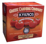 Slightly Concentrated Tomato Juice (Kyknos) 500g - Parthenon Foods