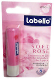 Labello Soft Rose Lip Balm 4.8g - Parthenon Foods