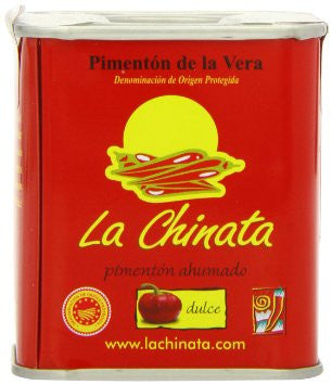 La Chinata Smoked Paprika, 70g - Parthenon Foods