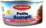 Petite Scungilli, Sliced Small Conch (LaMonica) 184 g (6.5 oz) - Parthenon Foods