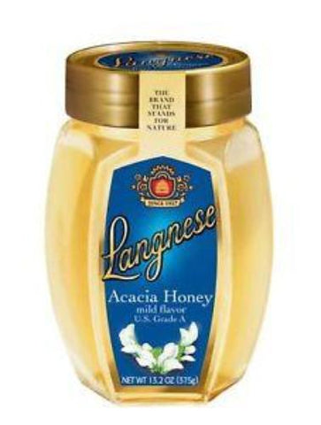 Acacia Honey (Langnese) 13.2 oz (375g) - Parthenon Foods