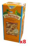 La Perruche Brown Sugar Cubes, CASE (8 x 26 oz (750g)) - Parthenon Foods