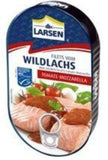 Larsen Salmon Fillet in Tomato Mozzarella Sauce 200g - Parthenon Foods