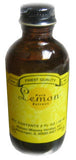 Pure Lemon Extract (Nielsen-Massey) 2oz (59ml) - Parthenon Foods