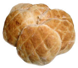 Lepinja Bread, Homemade, 5 pieces - Parthenon Foods