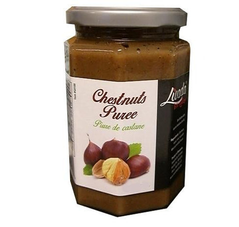 Chestnut Puree (Livada) 12 oz (350g) - Parthenon Foods