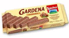 Gardena Hazelnut Wafers (Loacker) 200g - Parthenon Foods
