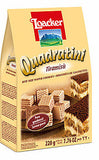 Loacker Tiramisu Quadratini 7 oz - Parthenon Foods