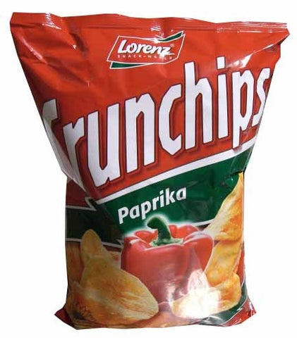 Crunchips Paprika (Lorenz) 175g - Parthenon Foods