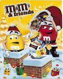 M&M's & Friends Advent Calendar, 361g - Parthenon Foods