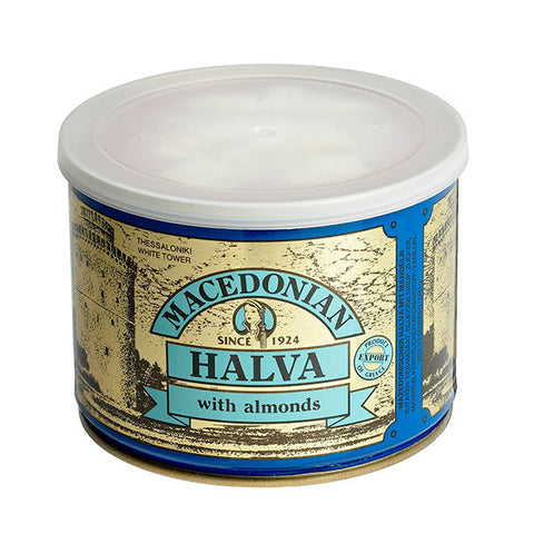 Halva with Almonds, 500g - Parthenon Foods
