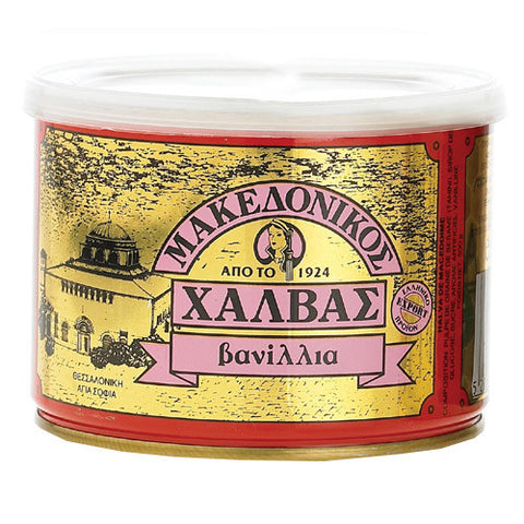 Halva with Vanilla, 500g - Parthenon Foods