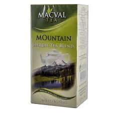 Mountain Tea Blend (macval) 20g - Parthenon Foods