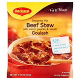 Beef Stew Gulash Mix, Fix & Frisch (Maggi) 44g - Parthenon Foods