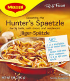 Hunter's Spaetzle Seasoning Mix (Maggi) 42g (1.48 oz) - Parthenon Foods