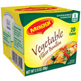 Maggi Vegetable Flavor Bouillon (2.82 oz) 80g - Parthenon Foods
