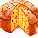 Panettone Classico, Cello (Maina) 700g - Parthenon Foods