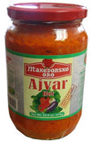 Ajvar Hot, Makedonsko ORO (23.6 oz) 670g - Parthenon Foods