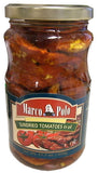 Sundried Tomatoes in Oil (MarcoPolo) 11.7 oz (330g) - Parthenon Foods