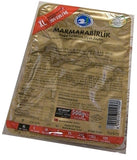 Black Olives, XL (201-230/kg) (Marmarabirlik) 500g Gold Pack - Parthenon Foods