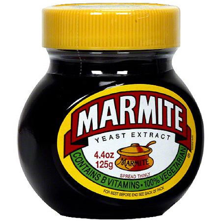 Marmite Yeast Extract 4.4oz (125g) - Parthenon Foods
