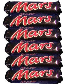 Mars Bar (6 x 47g) 6 Pack - Parthenon Foods
