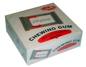 Mastic Chewing Gum (sharawi) 250g - Parthenon Foods