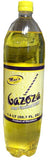 Pear Soda, Gazoza Soft Drink, 1.5 L (Brand Varies) - Parthenon Foods