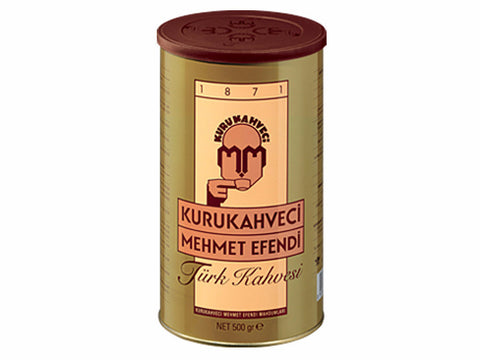 Turkish Ground Coffee, Mehmet Efendi, 500g - Parthenon Foods